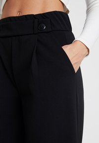 JDY - JRS NOOS - Trousers - black - 3