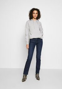 Lee - MARION STRAIGHT - Jeans a sigaretta - dark truxel - 1