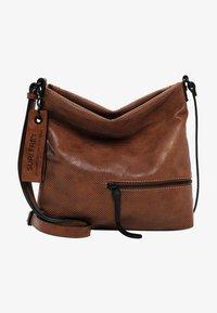 SURI FREY - CHELSY - Across body bag - cognac - 0
