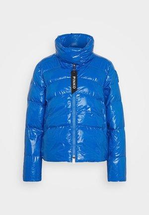 MIRCO CABAN CRYSTAL  - Winterjas - blue