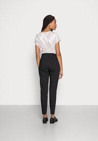 InWear - ZELLA SHAPE  - Trousers - black - 2