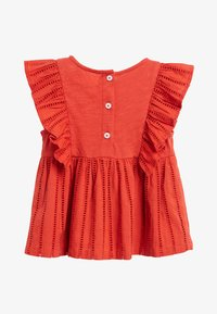 Next - BRODERIE - Blouse - red - 1