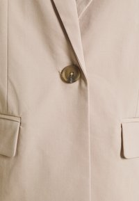 Object - OBJBLACE - Short coat - humus - 2