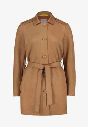 Short coat - mexican brown
