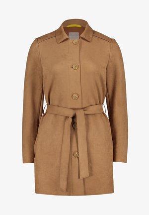Short coat - mexican brown