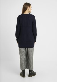 Dorothy Perkins Maternity - CABLE - Sweter - navy - 2
