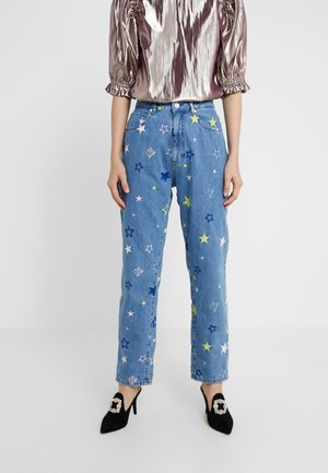 Jeansy Relaxed Fit - light-blue denim