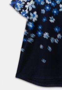 Desigual - OPORTO - Print T-shirt - blue - 2