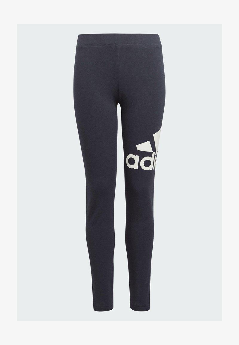 adidas Performance - G BL LEG - Legging - blue