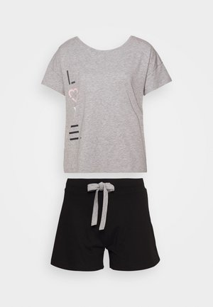 GOLDAH SET - Pyjamaser - light grey