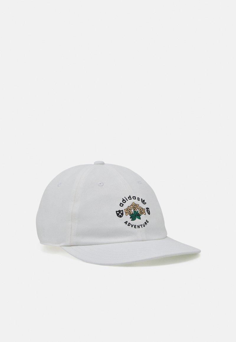 adidas Originals - ADVENTURE UNISEX - Cap - white