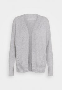 ONLY - ONLSANDY CARDIGAN - Kardigan - light grey - 4