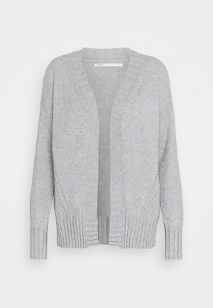 ONLSANDY CARDIGAN - Strickjacke - light grey