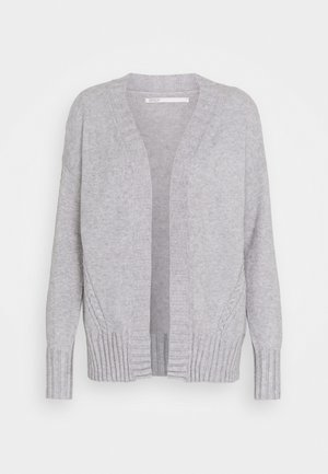 ONLSANDY CARDIGAN - Strickjacke - light grey melange