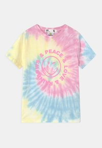 Cotton On - LICENSE SHORT SLEEVE - Print T-shirt - light pink - 0