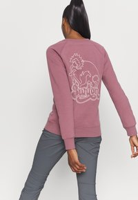 Burton - KEELER CREW - Sweatshirt - rose brown - 2