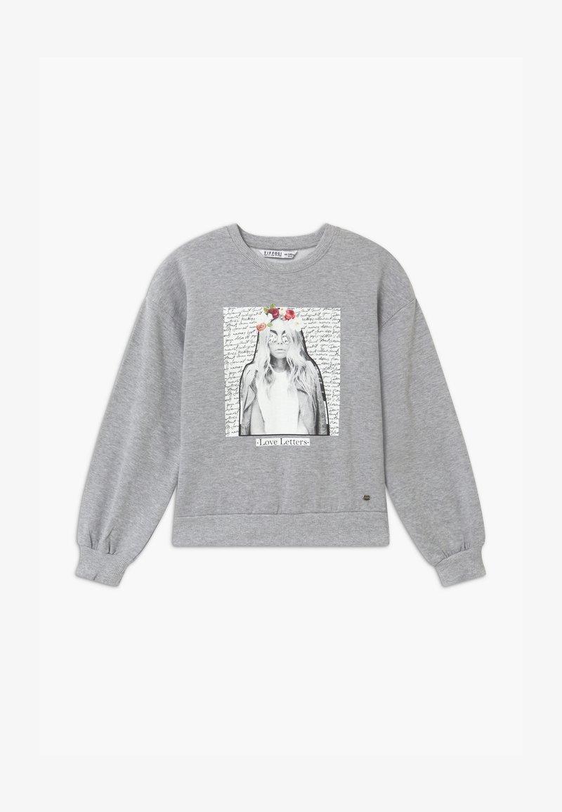 Tiffosi - GABRIELLE - Sweater - grey