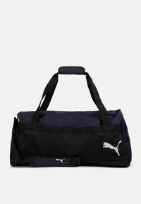 Puma - TEAMGOAL TEAMBAG - Sports bag - peacoat/black - 1
