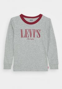 Levi's® - GRAPHIC UNISEX - T-shirts print - grey - 0