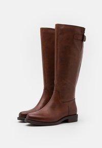 s.Oliver BLACK LABEL - Boots - brandy - 2
