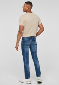 Q/S designed by - Straight leg jeans - blue - 2