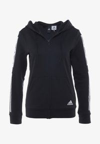 adidas Performance - BLOCK - Hettejakke - black