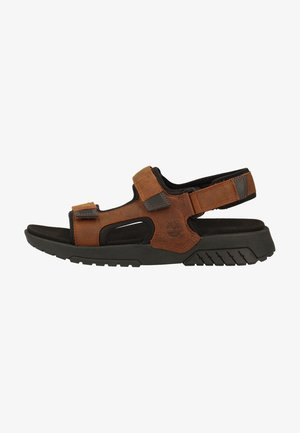 Walking sandals - buckthorn brown 2031