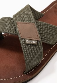Barbour - ASH BEACH - Mules - olive - 5