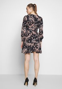 Whistles - MOTTLED ANIMAL BUTTON FRONT DRESS - Day dress - pink/multi - 2