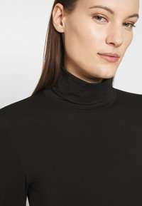 ARKET - TURTLENECK - Long sleeved top - black dark - 3