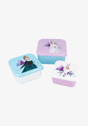 3 SET - Lunch box - mehrfarbig