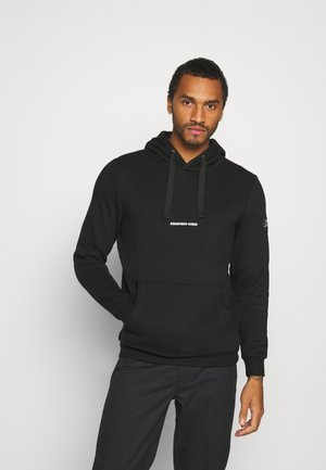 ALFRED - Sweat à capuche - black