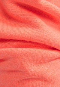 Bershka - LENTICULAR - Tracksuit bottoms - orange - 5