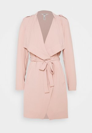 OBJANNLEE JACKET  - Trenchcoat - misty rose