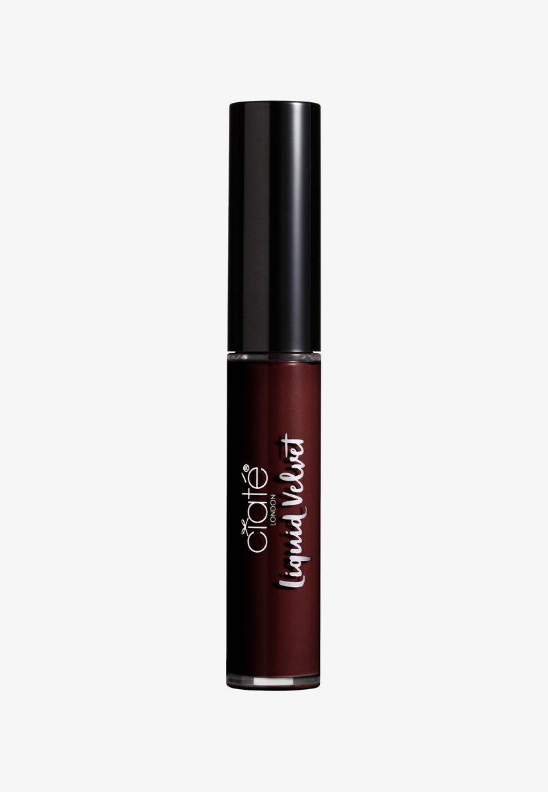 Ciaté - MATTE LIQUID LIPSTICK - Liquid lipstick - voodoo-vamp red
