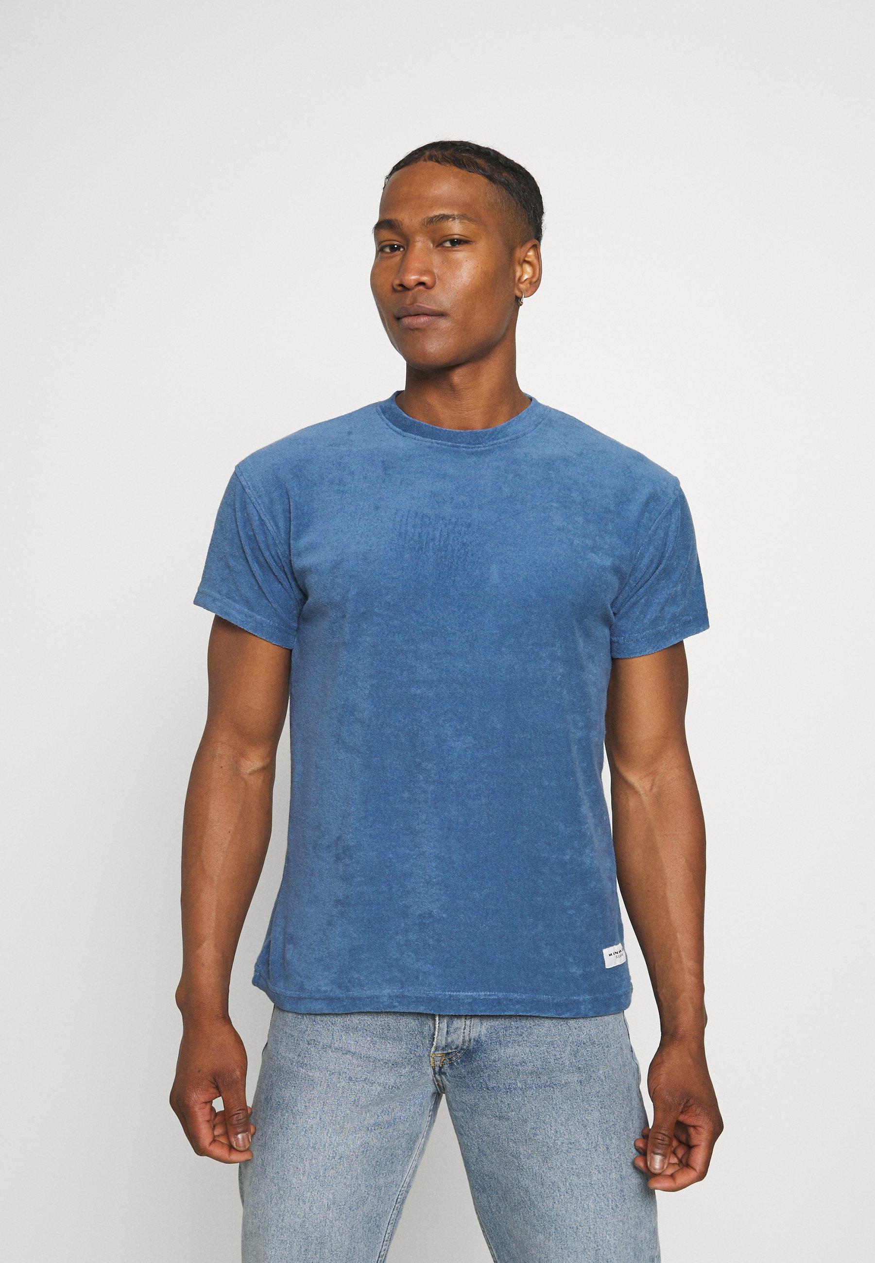 Men BREEZE TOWELLING REGULAR - Basic T-shirt