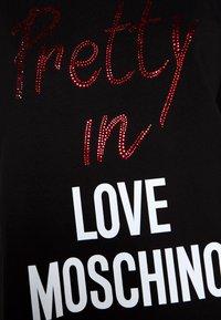 Love Moschino - Robe d'été - black - 6