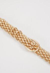 Gina Tricot - LINDA CHAIN BELT - Belte - gold-coloured - 4