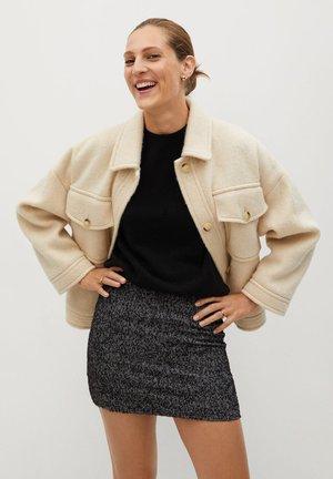 A-line skirt - gris
