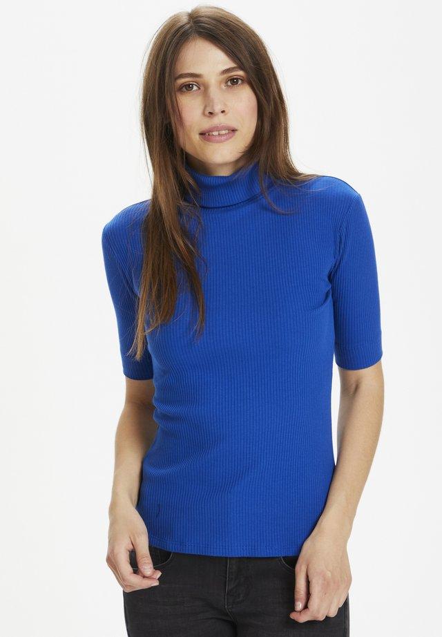 DHZOE - Printtipaita - olympian blue