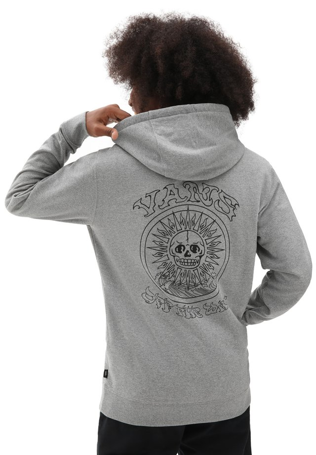 MN EL SOLE PO - Hoodie - cement heather