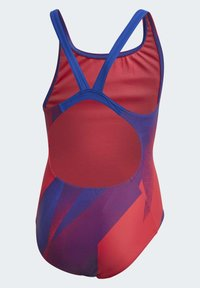 adidas Performance - GIRLS GRAPHIC SWIMSUIT - Maillot de bain - pink - 5
