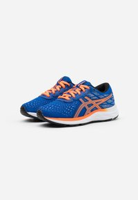ASICS - GEL-EXCITE 7 - Neutral running shoes - blue/shocking orange - 1