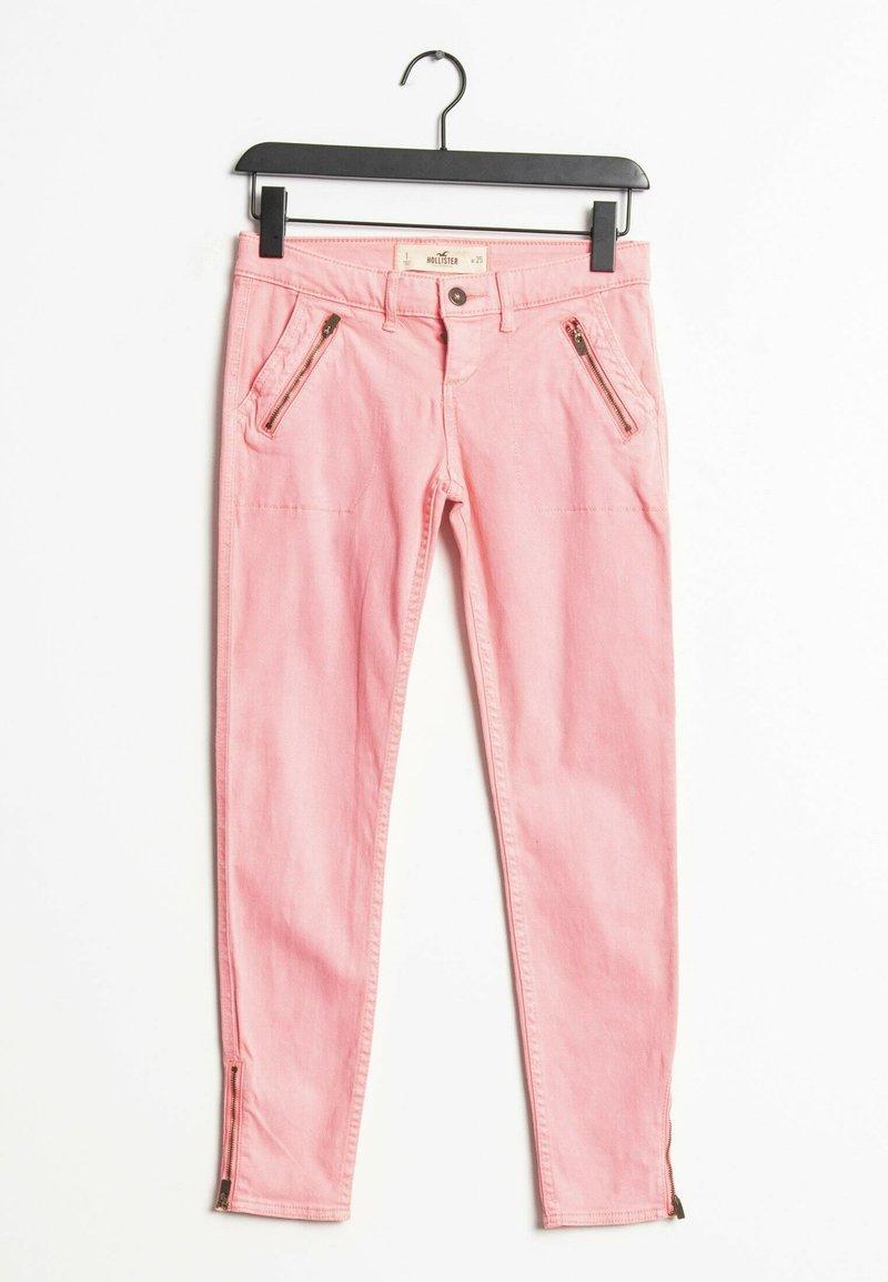 Hollister Co. - Broek - pink