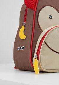 Skip Hop - ZOO BACKPACK MONKEY - Rucksack - brown - 2
