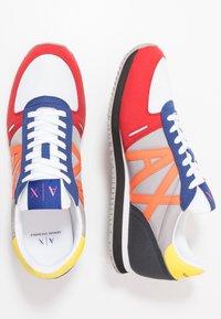 Armani Exchange - RETRO RUNNER - Sneakersy niskie - multicolor - 1