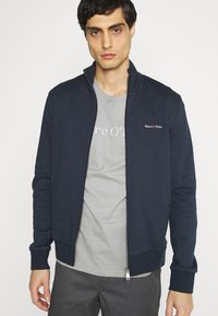 Marc O'Polo - JACKET - Zip-up hoodie - total eclipse - 3