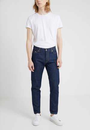 BYRON RAW - Straight leg jeans - dark blue