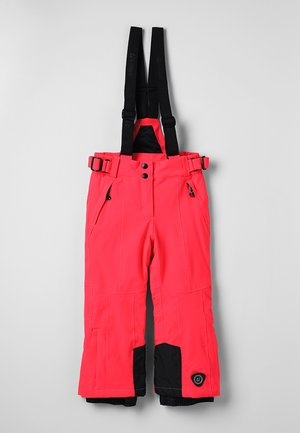 GANDARA - Snow pants - neon coral