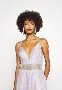 Luxuar Fashion - Vestido de fiesta - rosé - 3